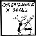 THE EREXIONALS x NO ALL / split 7inch レコード